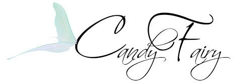 Candy Fairy Beauty Vlogger Logo