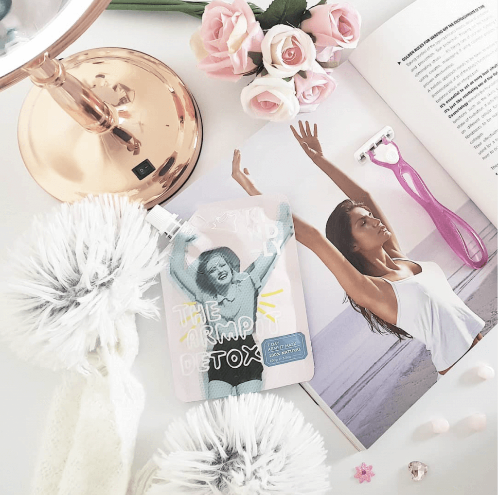 KIND-LY THE ARMPIT DETOX MASK