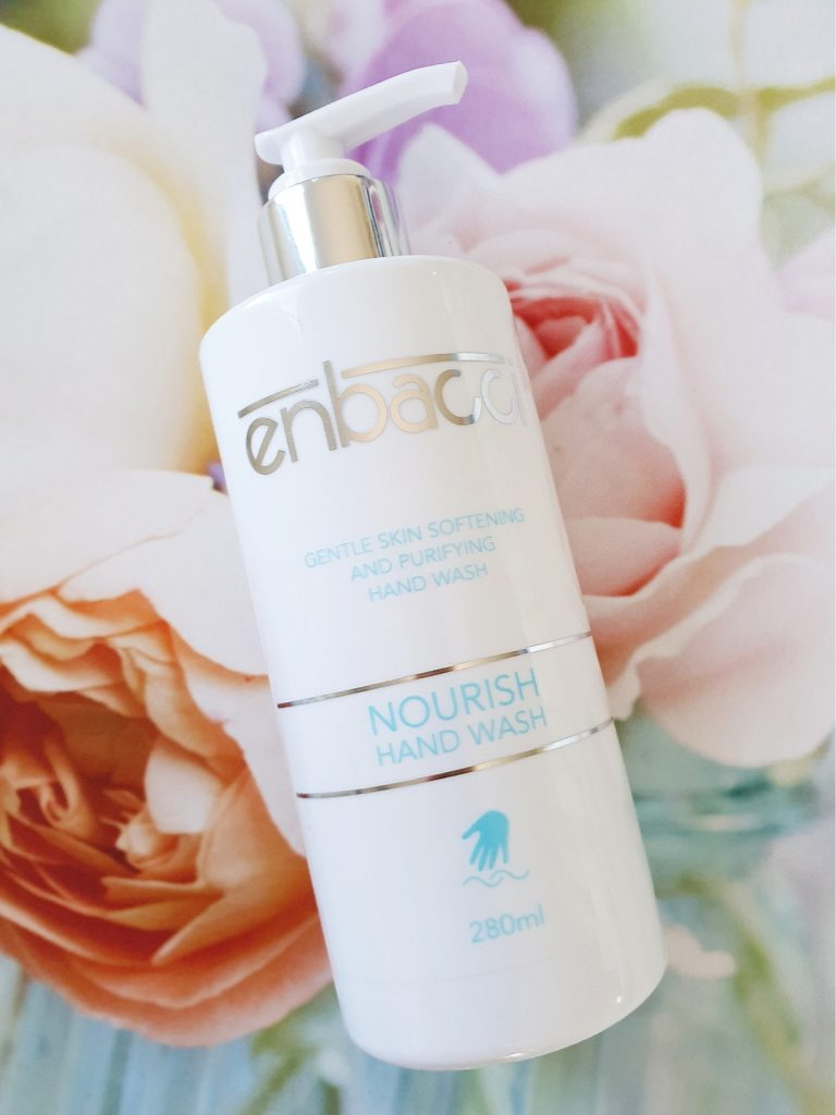 ENBACCI GENTLE SKIN SOFTENING PURIFYING AND NOURISHING HAND WASH